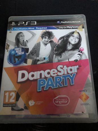 Gra na ps3 DanceStar Party