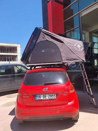 150*205 Палатка автомобильная на крышу brothers camp Thule кемп