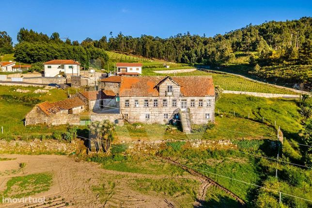 Quinta histórica com mais de 200 anos | a 30 minutos do Porto | 11.463