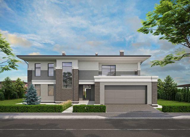 Дом РИО в новом квартале коттеджного городка Zoloche (Золоче)