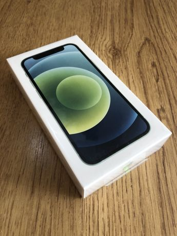Iphone 12 mini 256GB Green Novo