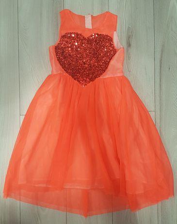 Sukienka H&M r. 134 8-9 lat