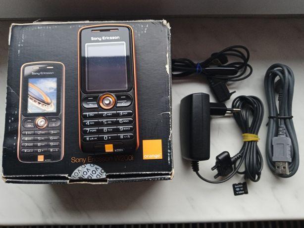 Sony Ericsson W200i komplet Walkman