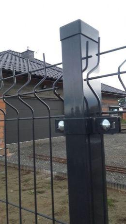 Panel panele lakierowany 3D H-1,53m 2,5m oczko 50x200mm fi4