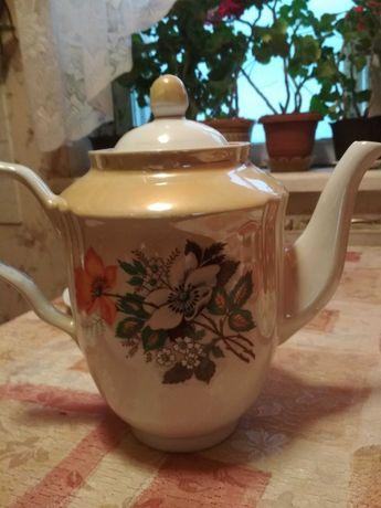 Чайник  большой доливной, Барановка, 2 л, 250 грн.
