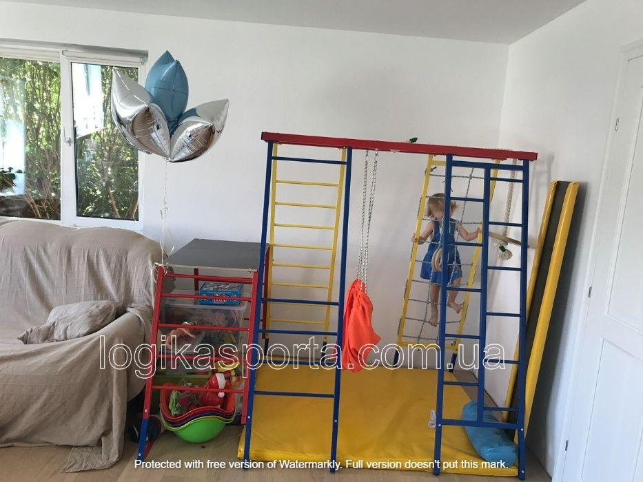 Качели, детский спортивный комплекс, игровая площадка, детская горка Харьков - изображение 1