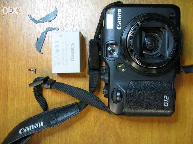 Canon G7 e canon G9 -Varias avariadas para peças