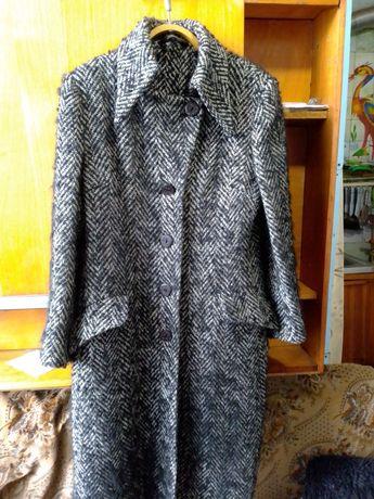 Пальто женское шерсть