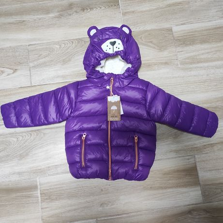Курточка зима next размер 98 (3 года)