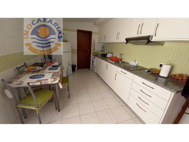 Apartamento T1, centro Caxarias