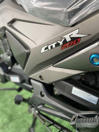 Мотоцикл Lifan City R200 . Lifan 175-2E