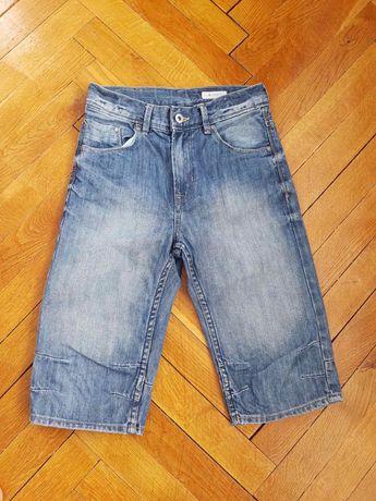 Джинсові шорти 134 см, шорты, шорти на хлопчика