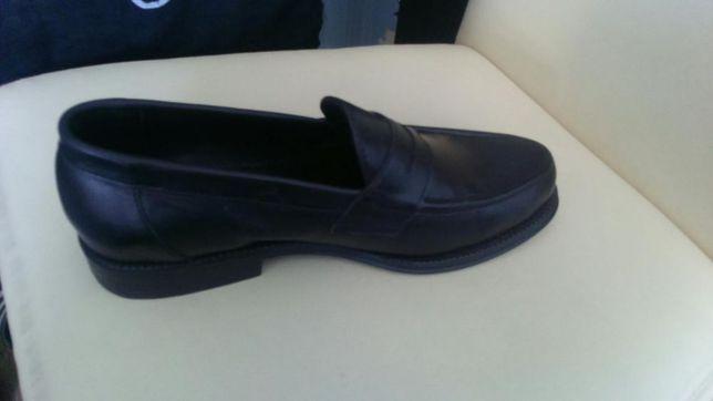 Sprzedam skórzane buty
