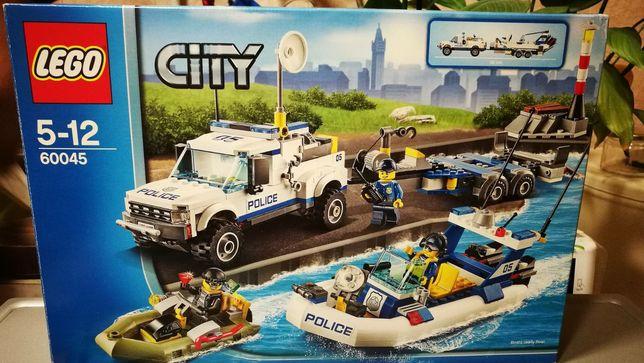 Конструктор Lego City 60045 Полицейский патруль