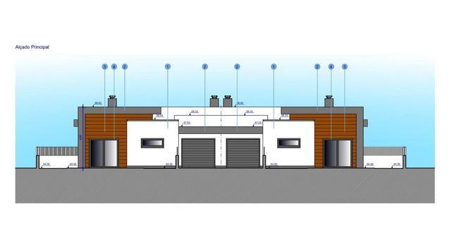 Moradia Nova T3 com piscina e garagem. Azeitão