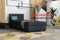 Łóżko młodzieżowe jednoosobowe Tapczan +pojemnik 80/90/100 Producent