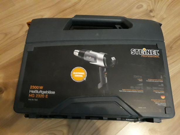 Opalarka w walizce firmy Steinel HG2320 + dysze