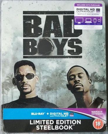"""Bad Boys"" Blu-Ray Mastered 4K* STEELBOOK lektor I napisy PL"