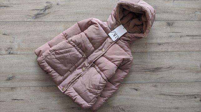 Новая куртка ZARA на девочку