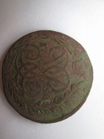 монета 1758