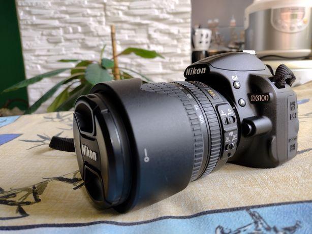 Nikon D3100 + Nikkor 18-105 1:3.5-5.6G/ 5800 кадров - идеал!