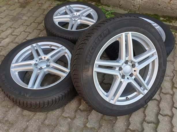 "Felgi aluminiowe 19"" 5x112 Mercedes GLC ML R Audi Q5 Porsche Macan"