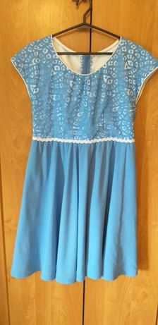 Piękna sukienka rozm. ok.  158