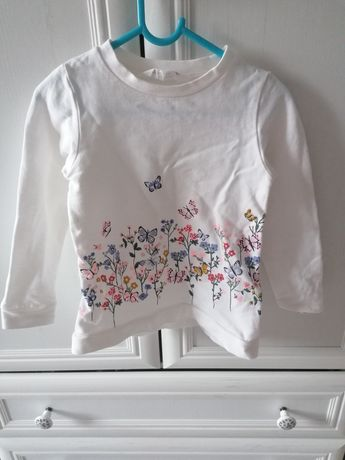 Bluza H&M r,. 110/116