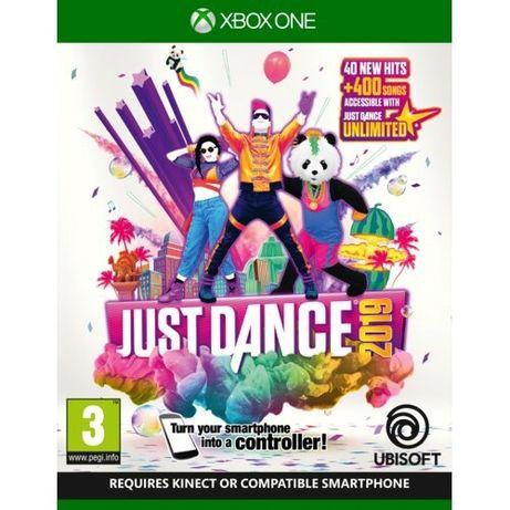 Nowa gra Just Dance 2019 we folii na Xbox One Series X