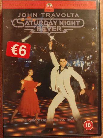 Saturday night fever (Gorączka sobotniej nocy) dvd