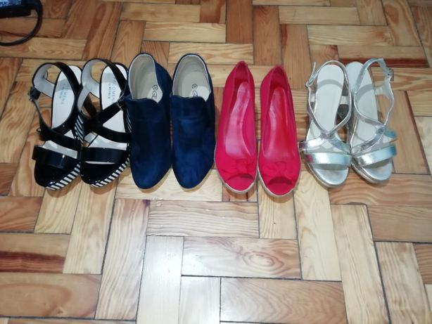 Sapatos/Sandálias de senhora novas