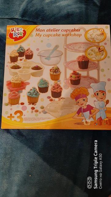 Набор моя пекарня кексов