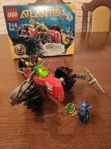 Lego Atlantis 8059
