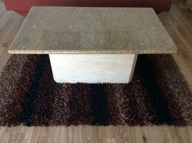 Stol stolik blat granitowy granit marmur salon