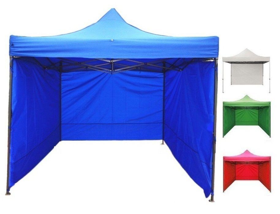 Pawilon Namiot ogrodowy 3x3 WZMOCNIONY 27kg EKSPRESOWY+4 OBCIĄŻNIKI Wrocław - image 1