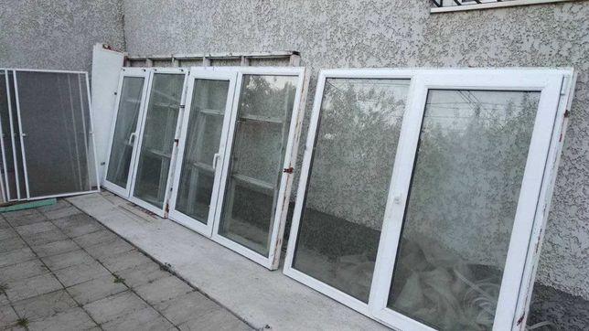 4 окна в хорошем состоянии, размер 1.50 ширина х 1.40 высота