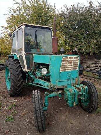 Трактор ЮМЗ 6    1988 год