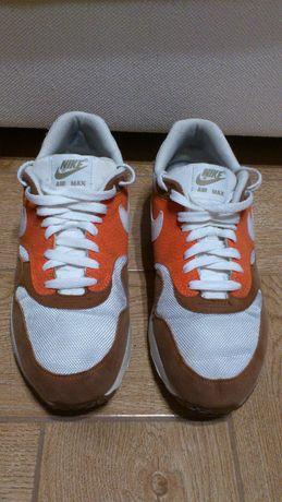 Кроссовки мужские Nike Air Max 1 Кеди Кросівки чоловічі Найк Retro