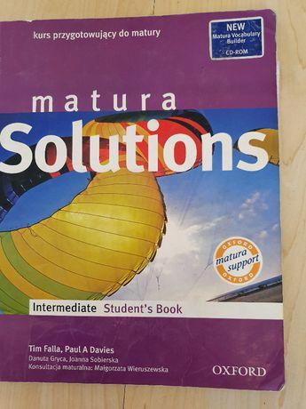 Matura Solutions, Student's book, Intermediate