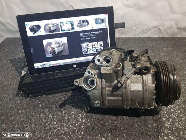 Compressor Ar Condicionado BMW 530D 535D 325D 525D E60 E61 F10 F11 E90 E91 F30 F31