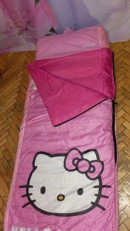 Детский Спальник надувной матрас мешок