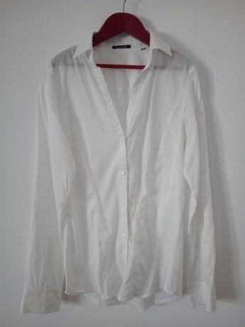 Camisa Branca - Massimo Dutti
