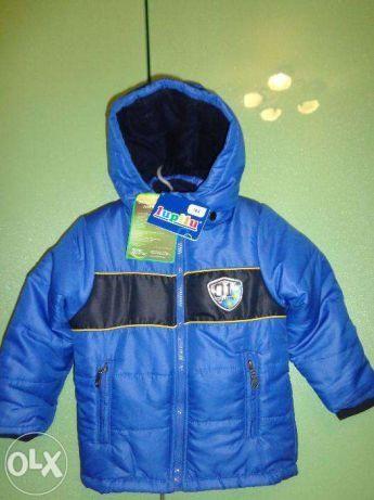 Деми(еврозима) куртки Lupilu (Германия). Размер 86,92. Новые
