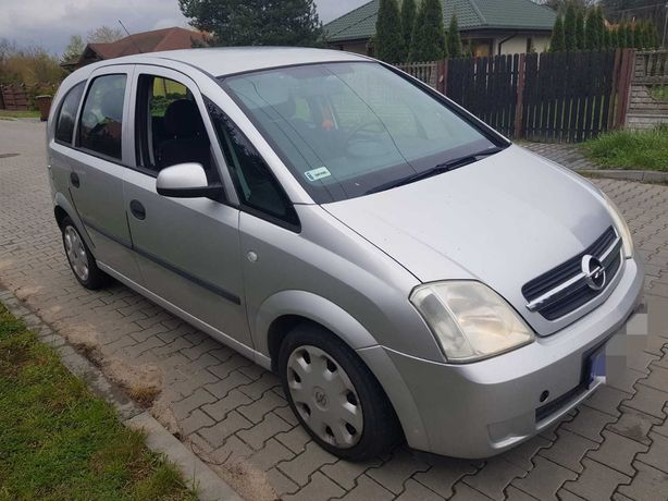 Opel Meriva 1.7 D