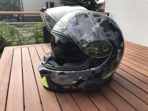 HJC FG-ST Void Kask motocyklowy Roz S blenda fluo