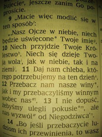BIBLIA - Historia , która uczy i jest żywa ; zapraszam do dyskusji !!!