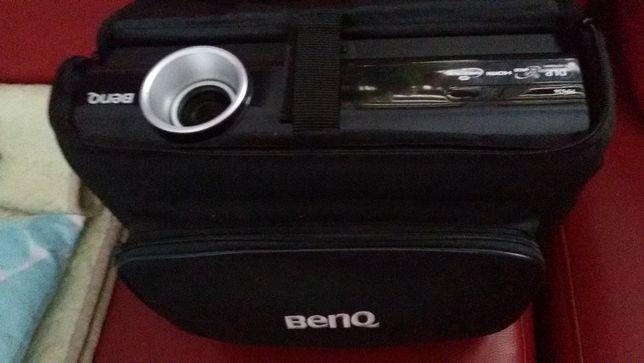 PROJEKTOR3BENQ MP626 HDMI DLP z nowa Lampą stan j.NOWY komplet + pilot