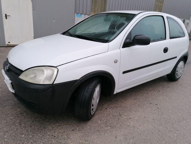 Opel corsa van 1.7 di