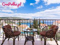 Chorwacja CIOVO, TROGIR, apartamenty, noclegi z widokiem na morze