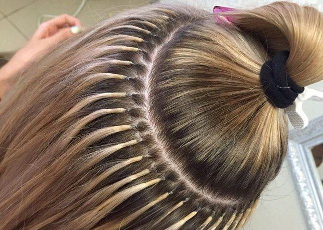 Качественное наращивание волос по доступной цене
